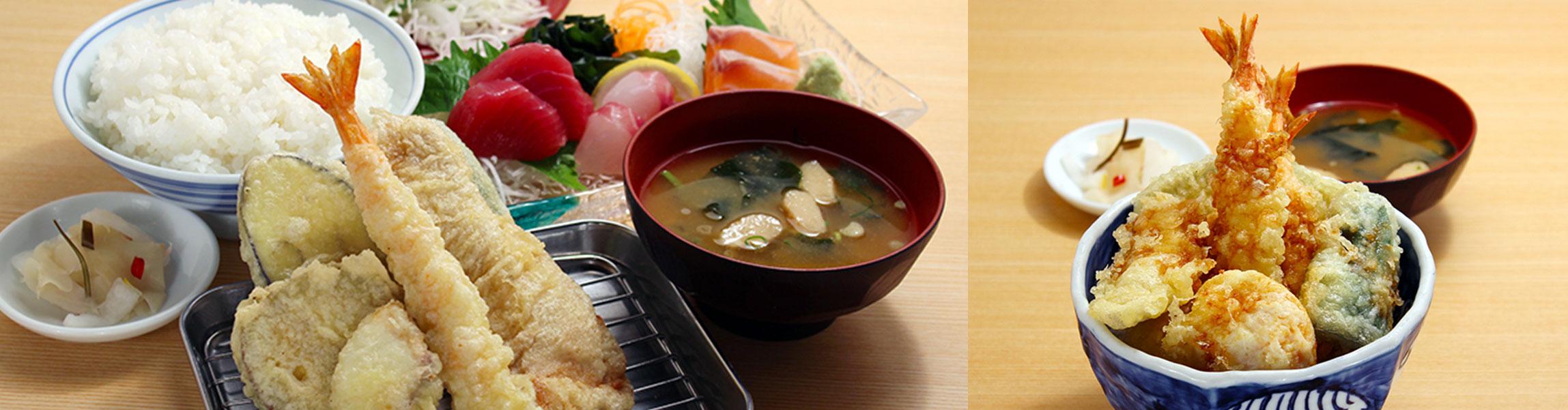 揚げたて天ぷら海鮮 よし平