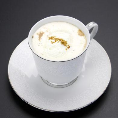 黒糖ミルク珈琲始めました。
